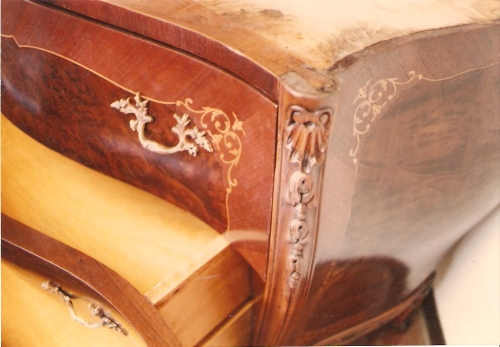 Bombay Chest - Refinished
