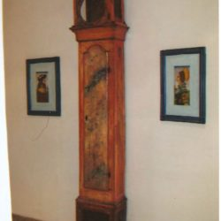 Restored 18th Century Clock, Expert Furniture & Antique Restoration Southern California