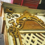 Carved Frame Restoration