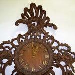Antique Carved Clock Repair
