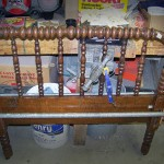 Antique Rope Bed 04