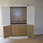 Armoire Entertainment Center 17