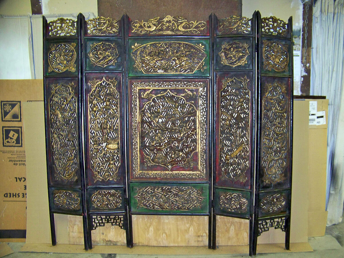 Chinese Screen 06
