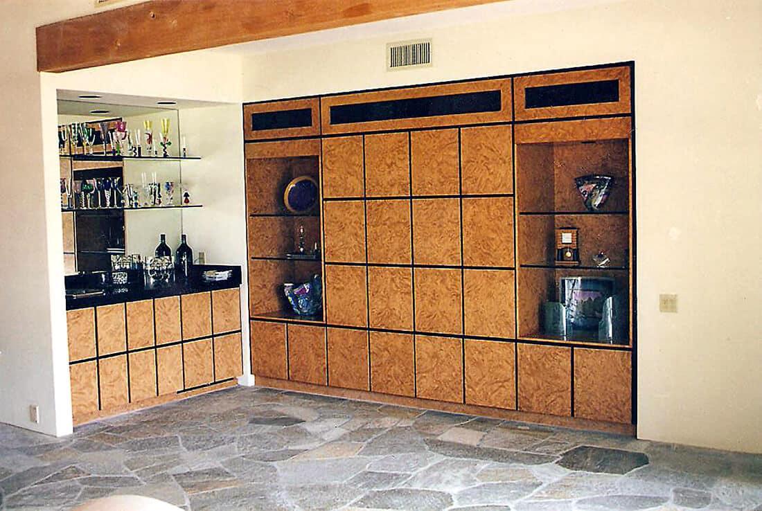 Furniture Refinishing Riverside: Custom Cabinet Finishes. Custom Cabinet  Finishes