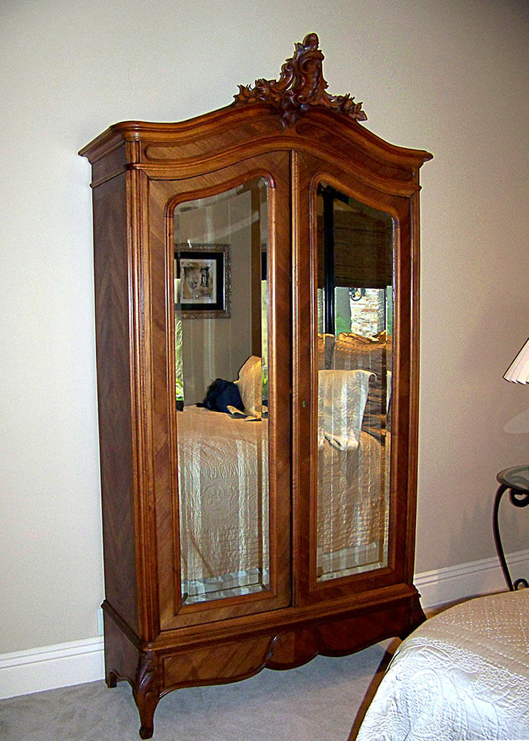 Restored Antique Armoire