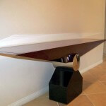 Modern Mahogany Table Repair