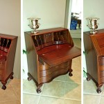 Restored Antique Secretary Desk 40