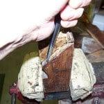 Oriental Warrior Chest Repair