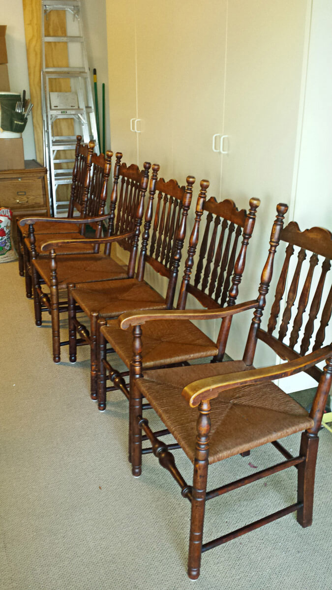 Superbe Repair Stickley Chairs