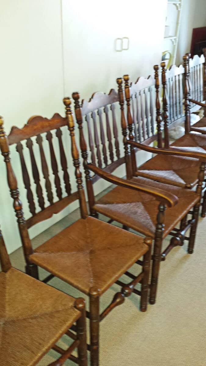 Repair Stickley Chairs