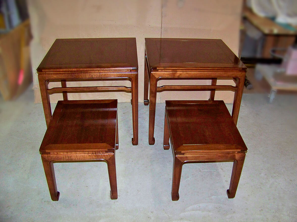Steve Ellyson Baker Tables