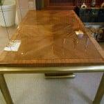 Vintage Mastercraft Table