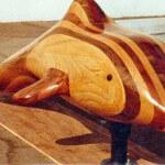 san francisco carved sculpture