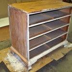 Wouks LoBoy Maple Dresser