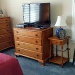 Wouks HiBoy Maple Dresser 16